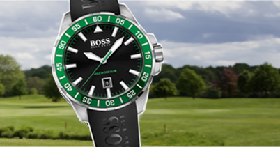 BOSS Hole-in-one Watch Award