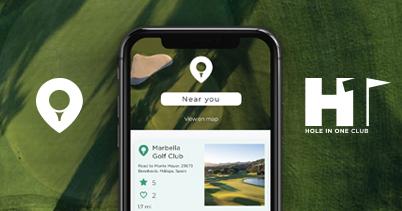 Introducing the H1 Golf app